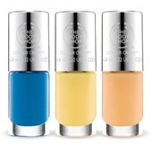 The Body Shop: 3 Nail Polishes $18